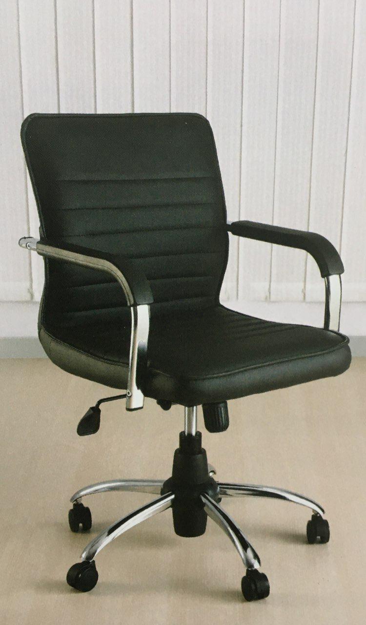 صندلی اداری کارشناسی کارمندی جوان مدل J130B