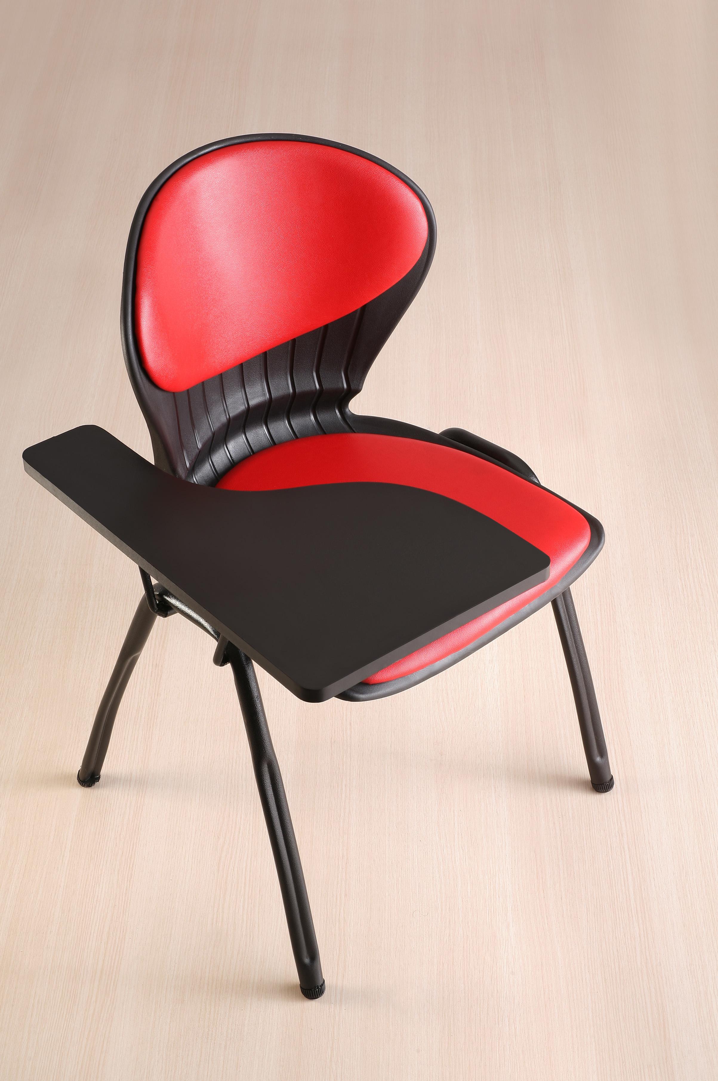 صندلی پایه ثابت دسته تحریر جوان مدل J602ST