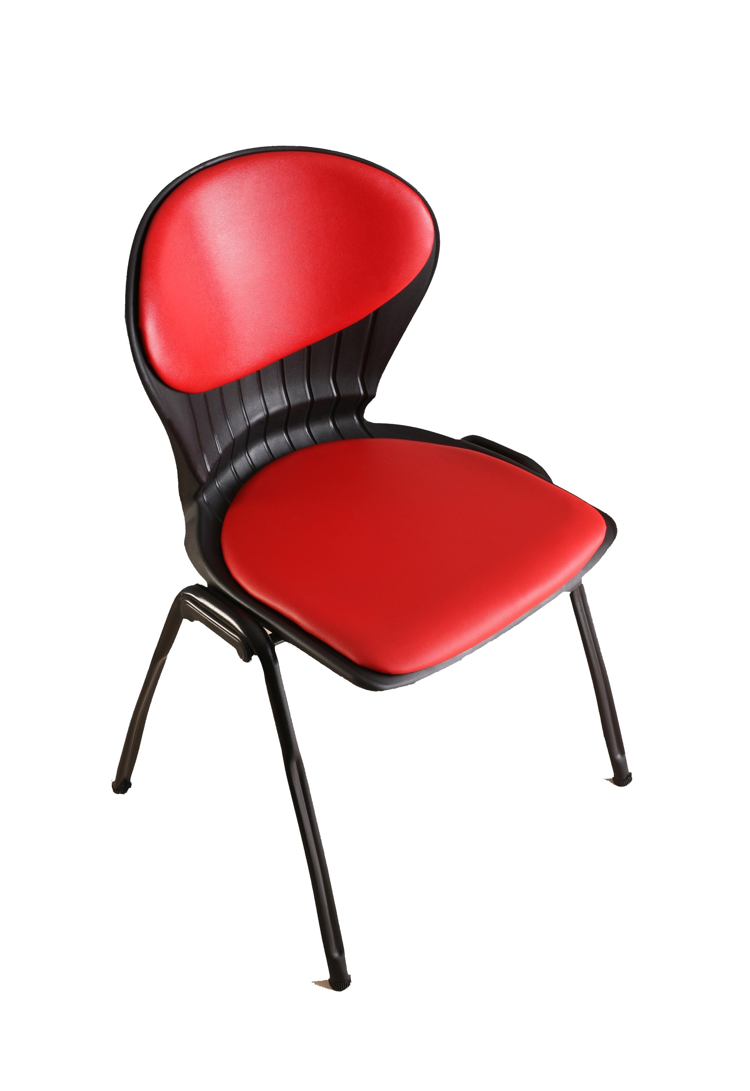 صندلی اداری پایه ثابت جوان مدل J602S