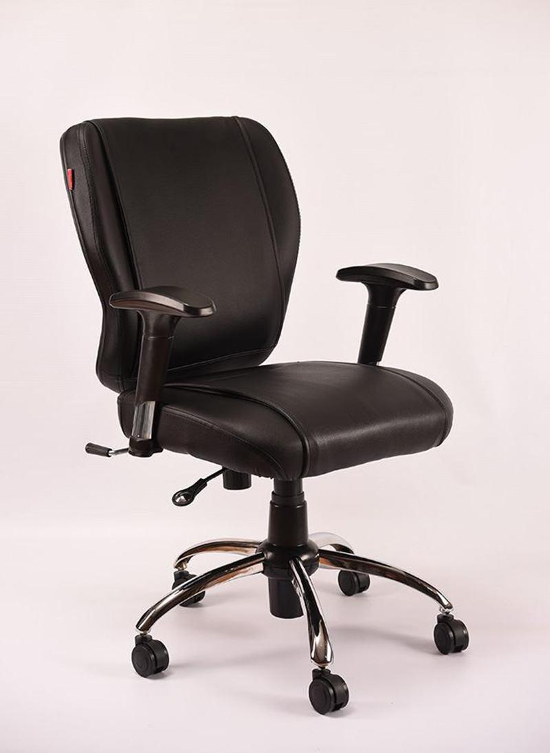 صندلی اداری کارشناسی کارمندی جوان مدل J650