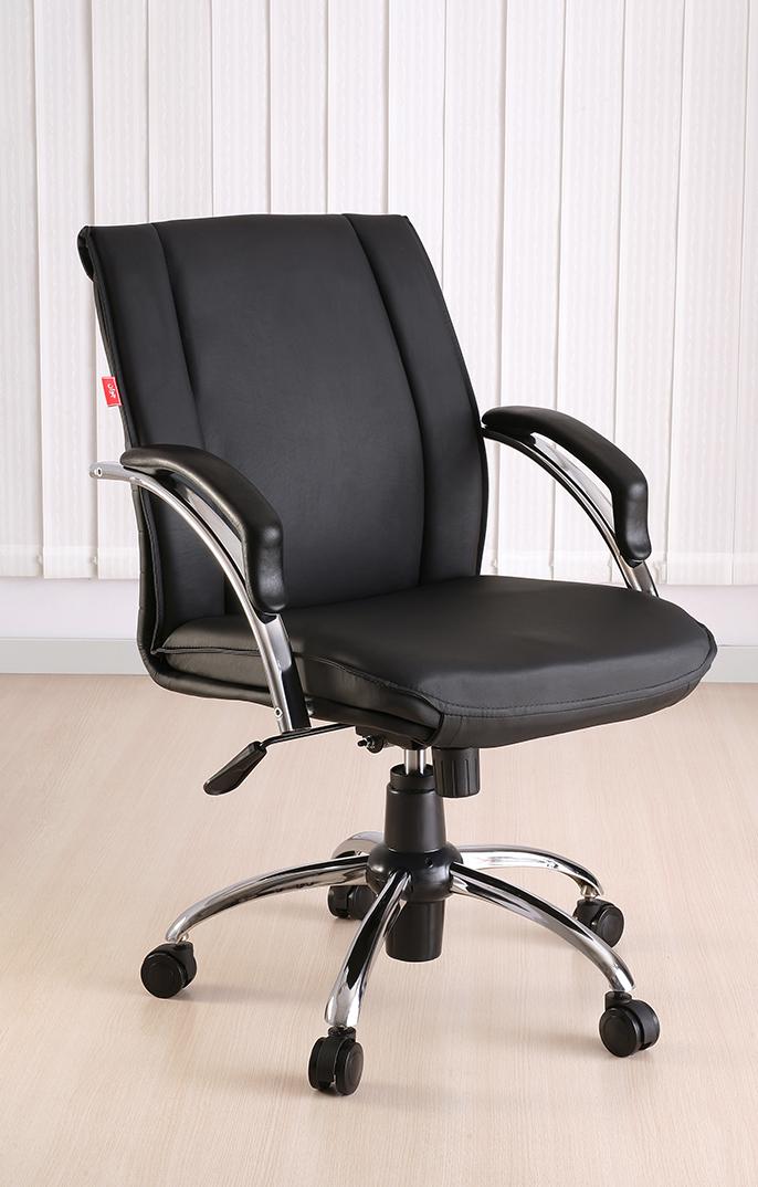 صندلی اداری کارشناسی کارمندی جوان مدل J607