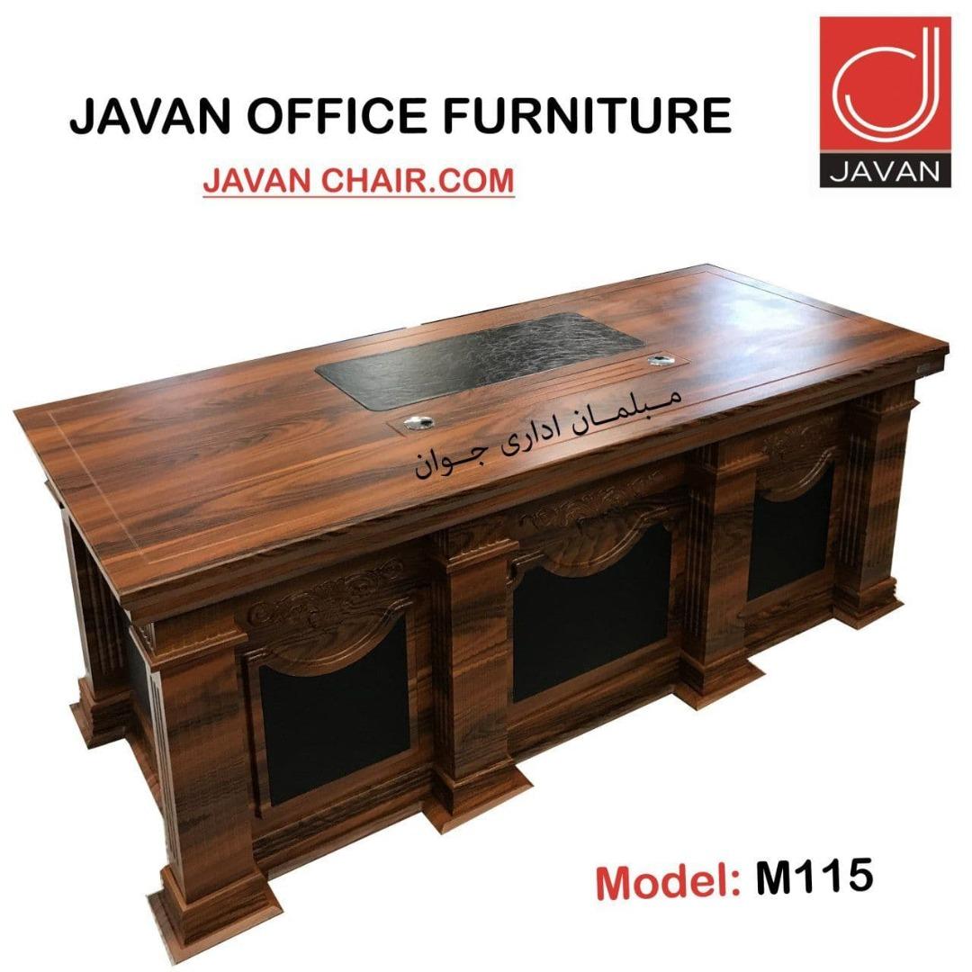 میز مدیریریتی وکیوم m115